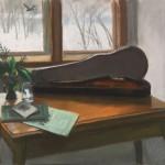 1955_71  Hegedûs csendélet - 50x70cm - Pastel,papír