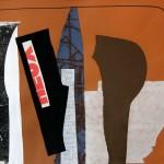 1969_26  Collage - 50x70cm - Collage,papír