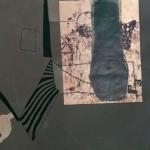 1970_70  Collage-monotipia - 50x65cm - Akril,collage,karton