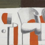 1973_24  S.T. - 25x37cm - Monotipia,gouache,grafit,collage,papír