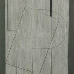 1976_33  Structure gris - 116x89cm - Akril,vászon