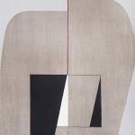 1977_8  Formes sur structures - 61x50cm - Akril,vászon