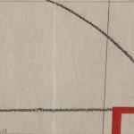 1977_80  Dessin - 13x15.5cm - Gouache,grafit,papír