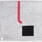 1977_84  Graphidion - 55x74cm - Monotipia,domboritás,gouache,grafit
