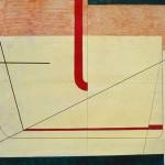 1977_87  Dessin - 51x69cm - Gouache,grafit,papír