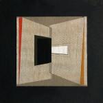 1984_54  Espacement - 16.5x16.5cm - Akril,vászon
