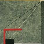1986_30  Espacement - 19x15cm - Akril,vászon