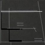 1989_51  Graphidion-collage - 14x14cm - Collage,papír