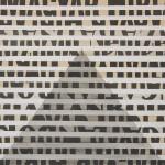 1996_39  Piramis collage - 19.5x19.5cm - Aquarelle,collage,papír