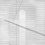 2005_33  Vonalmozgások - 130x130cm - Akril,vászon