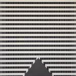 2006_6  Vonal struktúra - 100x100cm - Akril,vászon
