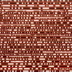 2008_33  Vezetett sorok - 200x180cm - Akril,vászon