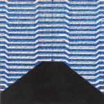 2011_15  Arabusul - 15x14.7cm - Collage,akril,papír