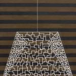 2012_9  Piramidal III. - 50x40cm - Akril,vászon