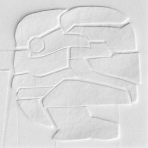 1990_34 - S.T. - 11.8x11.8cm - Domborítás,papír