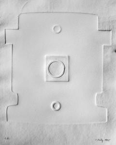 1995_21 - S.T. - 33x25cm - Domborítás,papír