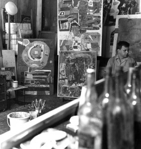 old-1967-műterem-rue marie stuarti-párizs 2